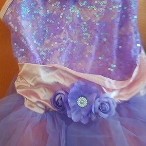 A weissman tutu dress